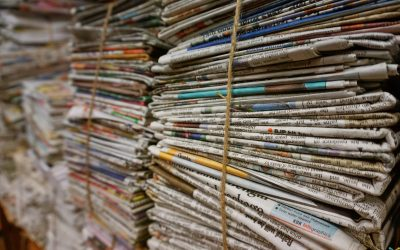 Akcija zbiranja odpadnega papirja