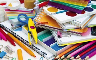 Šolske potrebščine za šolsko leto 2020/2021