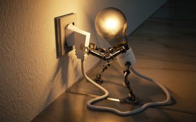 Vzdrževalna dela na električnem omrežju v Cerknem