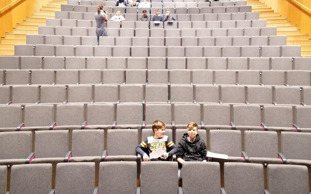 Obisk Kinogledališča Tolmin